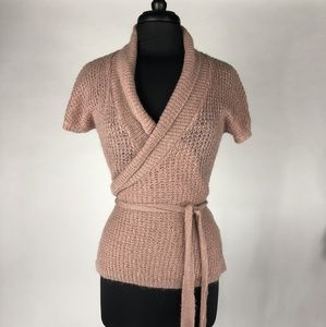 H&M Wool Wrap Sweater